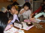 節分の『未来のママのための食卓の食育教室』は恵方巻!