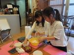『未来のママのための食卓の食育教室』に新一年生が仲間入り!