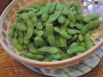小学生の食育で『究極の枝豆を茹でる』