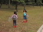 幼稚園児のための和風弁当・番外編①〜都民の日・自主遠足の母娘弁当