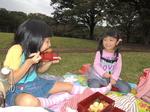 幼稚園児のための和風弁当・番外編②〜都民の日・自主遠足の母娘弁当