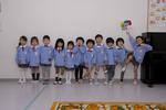 もう桜の花・満開の頃の幼稚園児のための和風弁当